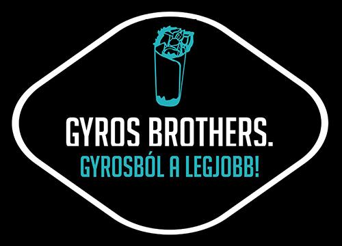 Gyros Brothers logó, új